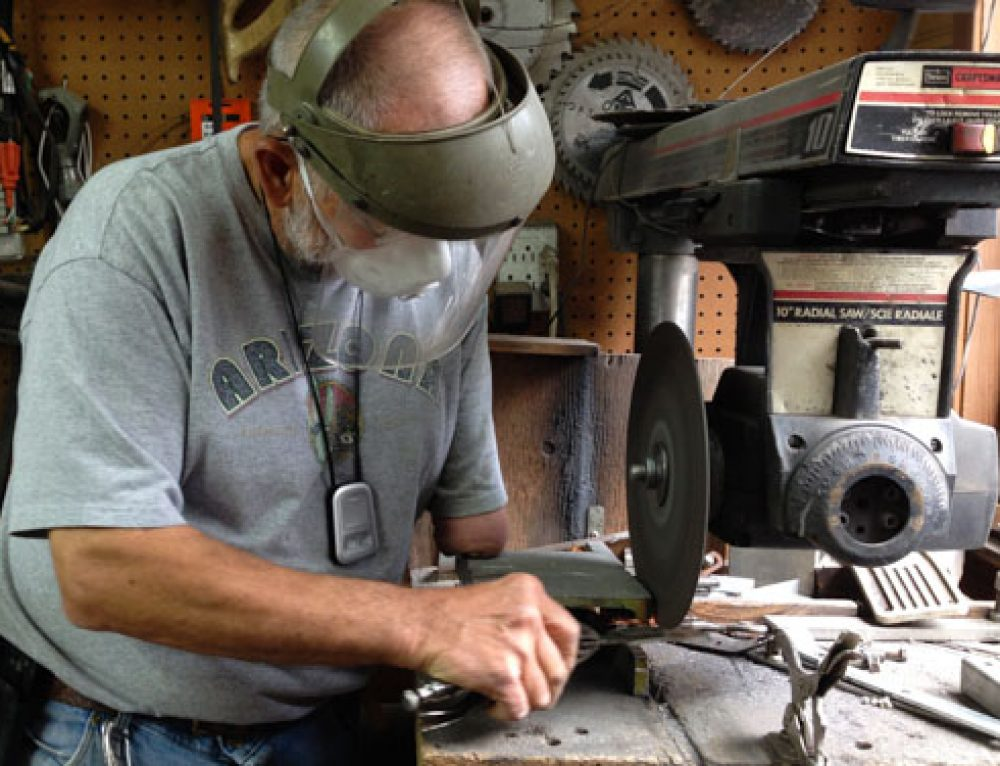 Knifemaking as a hobby